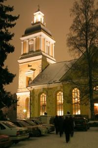 Leppävirran kirkko, Leppävirta
