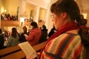 Leppävirran kirkossa lauletaan, Leppävirta