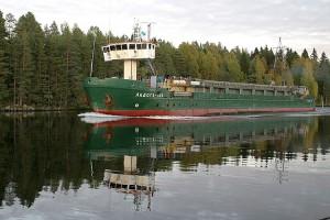 Laatokka - 106 Leppävirrassa