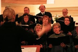 Leppävirran kirkkokuoro laulaa, Leppävirta