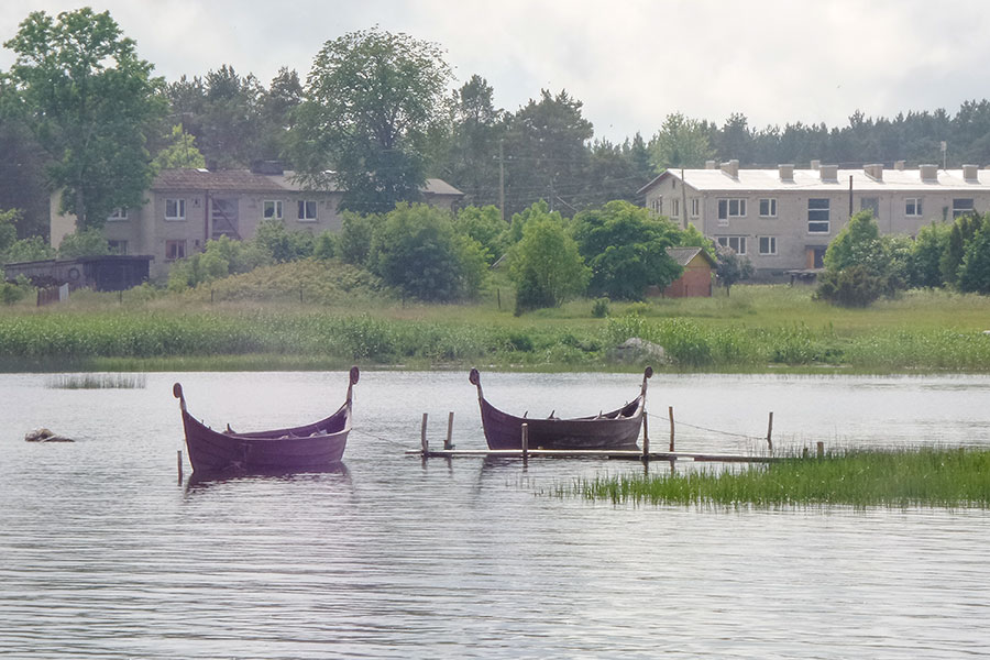 Nõva Viikingipaadid