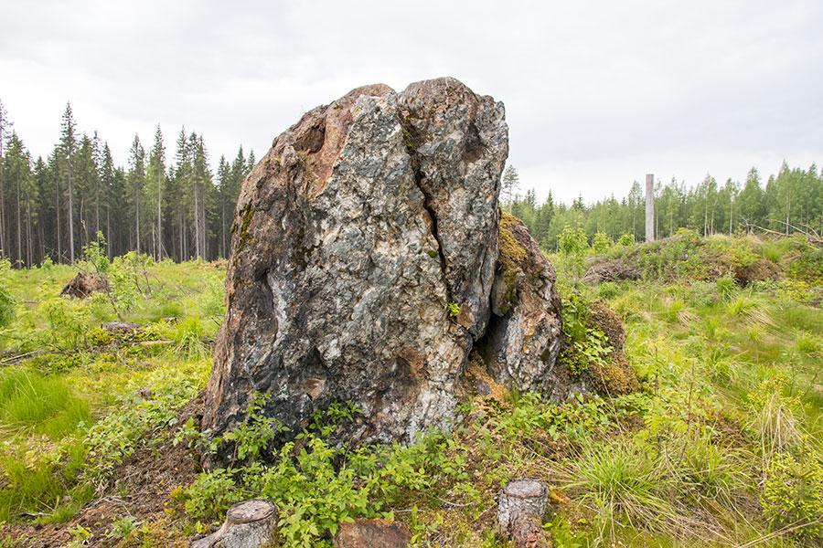 Keskimmäinen kivi