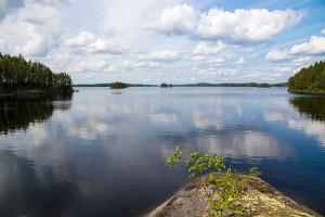 Meloskelureissu Ukonniemen maisemissa, Kuvansi, Leppävirta/Suonenjoki