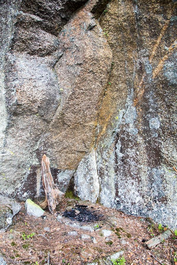 Kuvajanniemen luola, Sorsavesi, Leppävirta