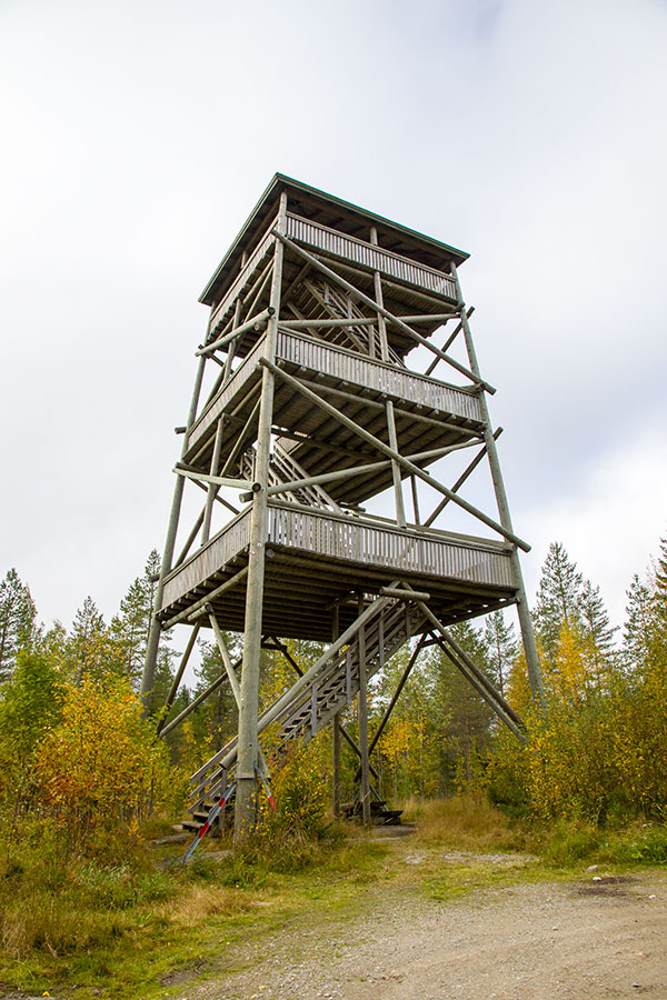 Pääskyvuoren näkötorni
