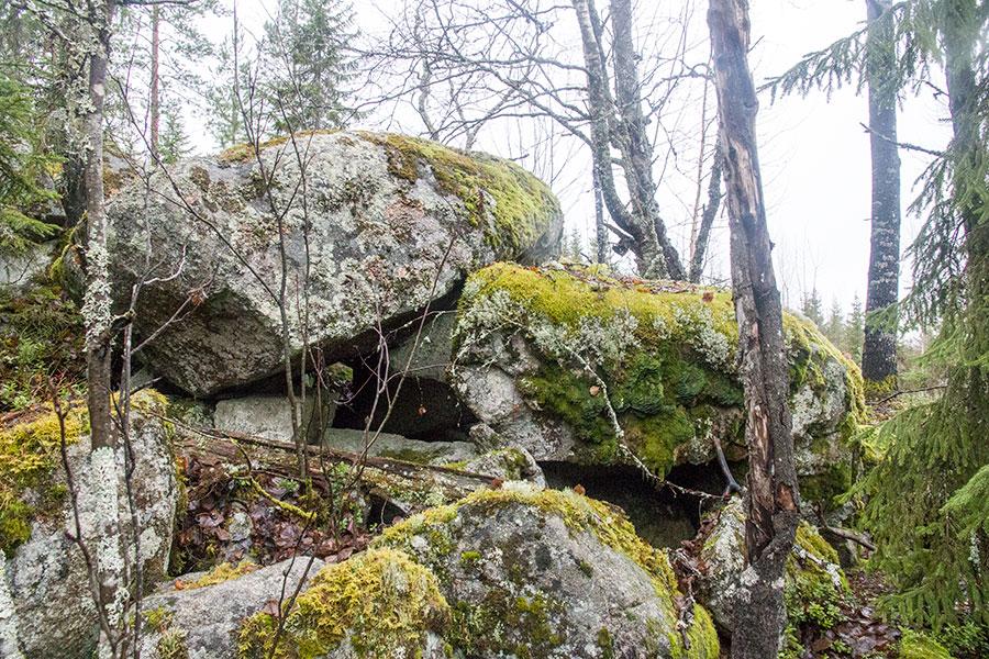 Paasivuori, Leppävirta