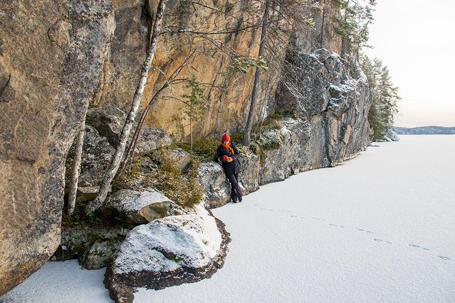 Papinsänky, Syysjärvi, Juva