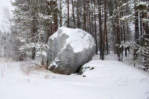 Maikonkiven monet tarinat, Särkilahti, Leppävirta