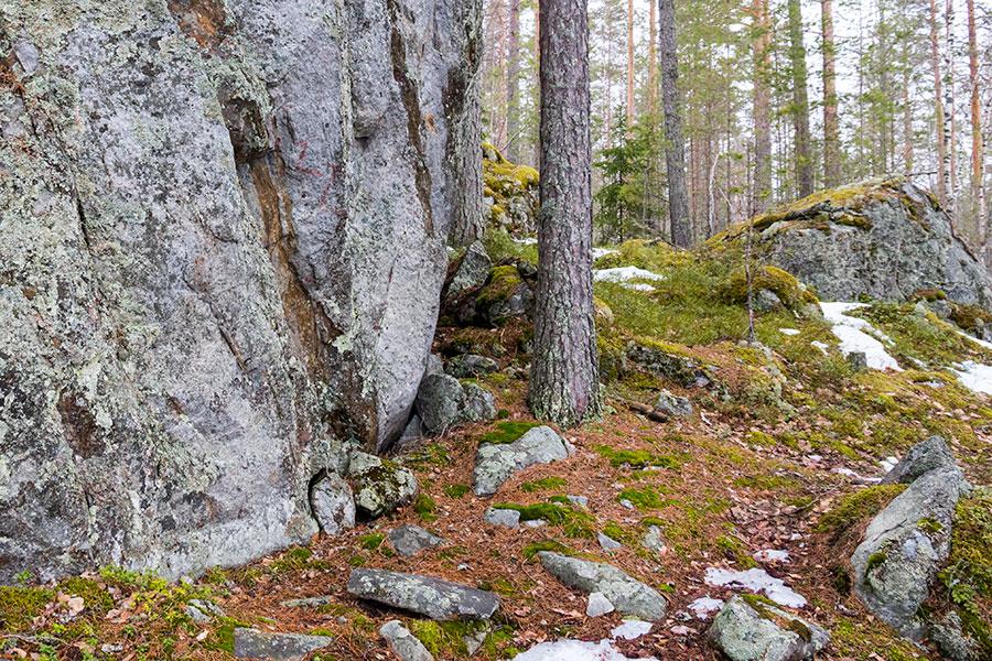 Rapakko, Naistenlahti, Savonlinna