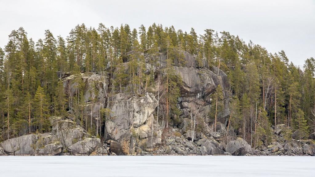 Haukkavuori, Naistenlahti, Savonlinna
