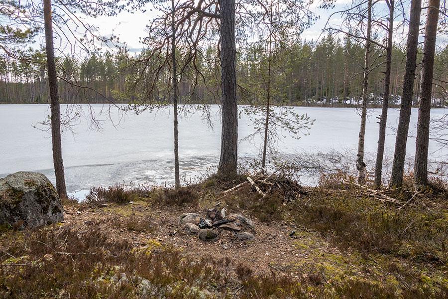 Nurkka-Saarinen, Tihusniemi