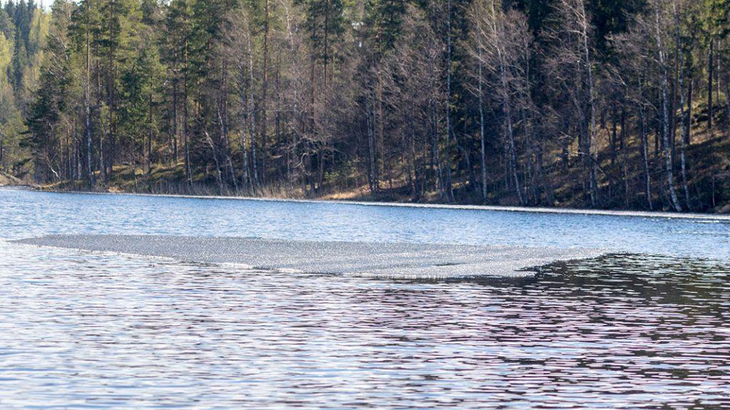 Linnansaaren kansallispuisto, Haukivesi, Rantasalmi