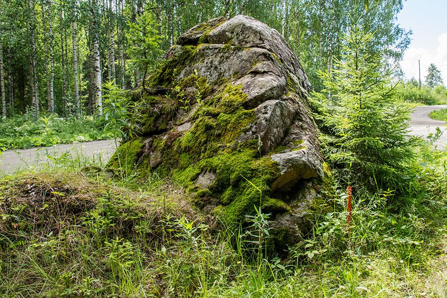 Mikon kivi, Savonlinna