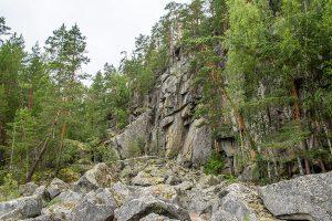 Loikansaari, Kolovesi