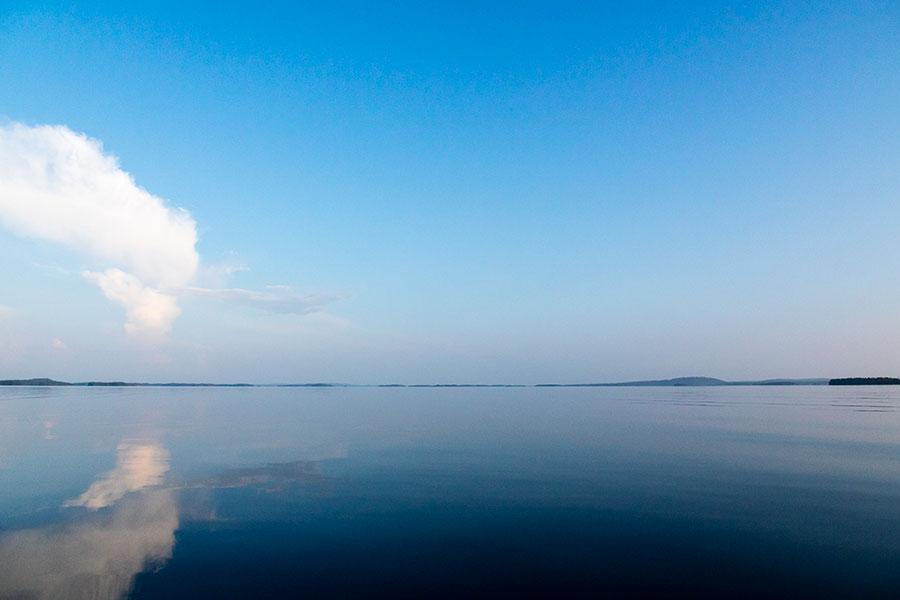 Kukkarinselkä, Suvas