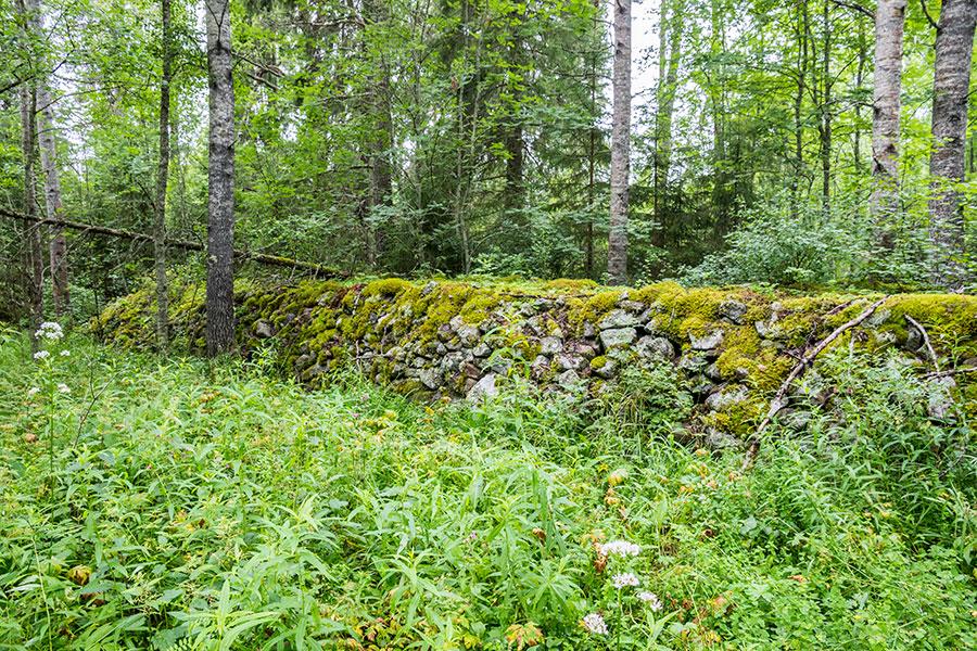 Solvängen, Kristiinankaupunki