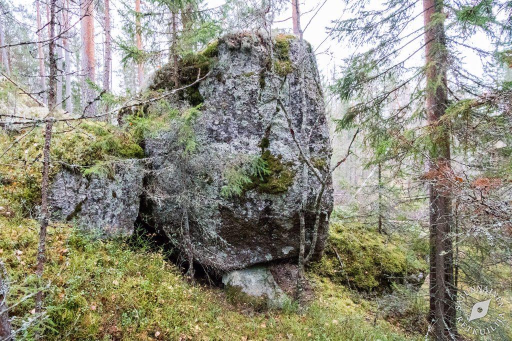Luola3, Leväniemi, Jäppilä