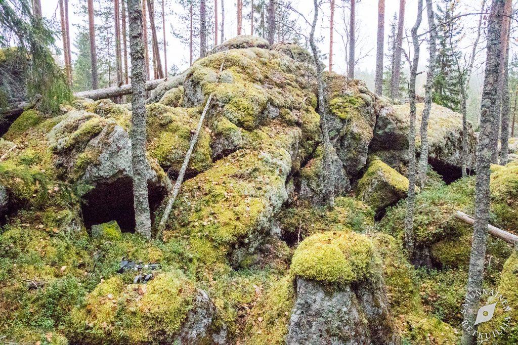 Luola5, Leväniemi, Jäppilä