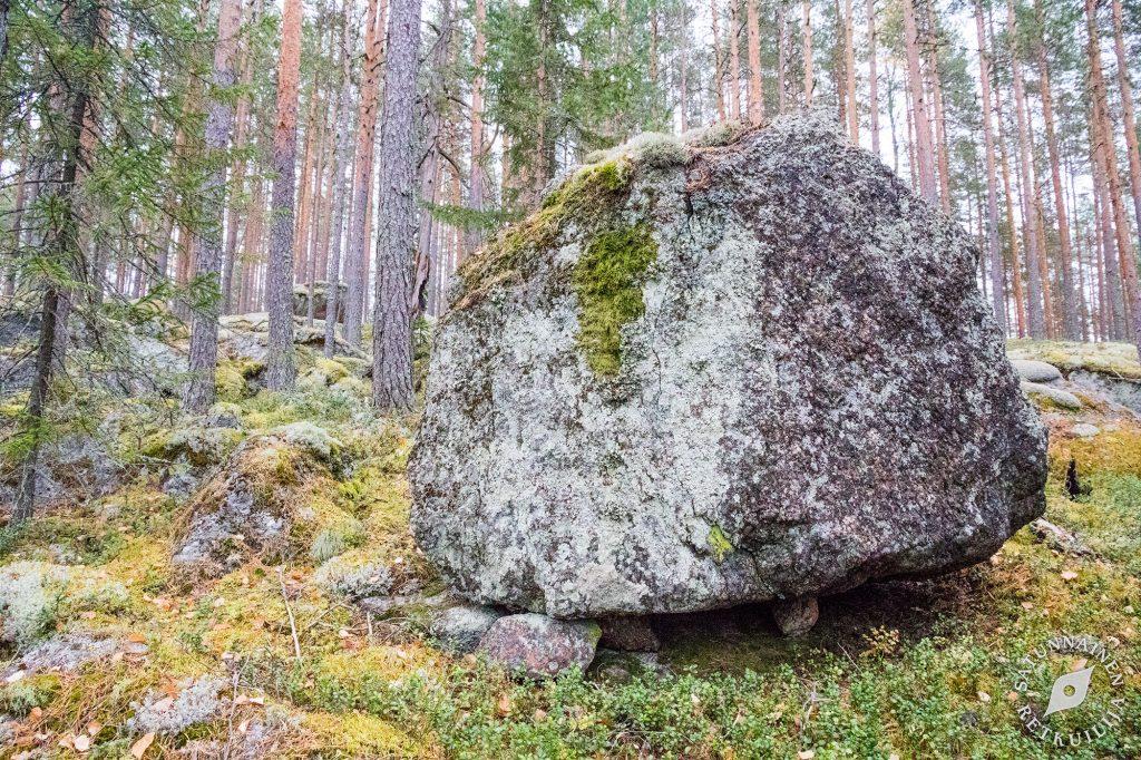 Pöytäkivi, Leväniemi, Jäppilä