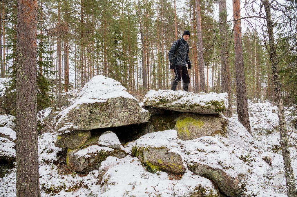 Kivikurun seutua, Jäppilä