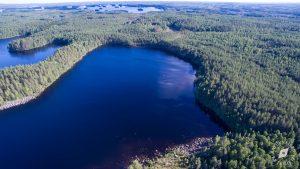 Sorsavesi – järviretkeilijän paratiisi, Leppävirta