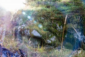 Ukonlammen luola, Tuppurinmäki, Leppävirta