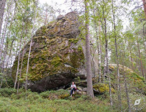 Kirkkokivet – haltijoiden metsäkirkko, Juva