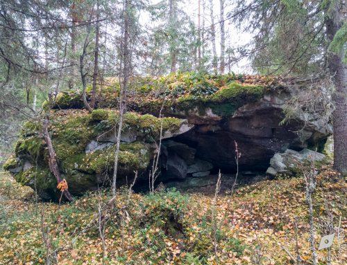 Kadonneen Myrsin luolan arvoitus, Kuikkojärvi, Leppävirta