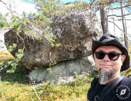 Konnikkamäen karhunpääkivi, Mikkeli